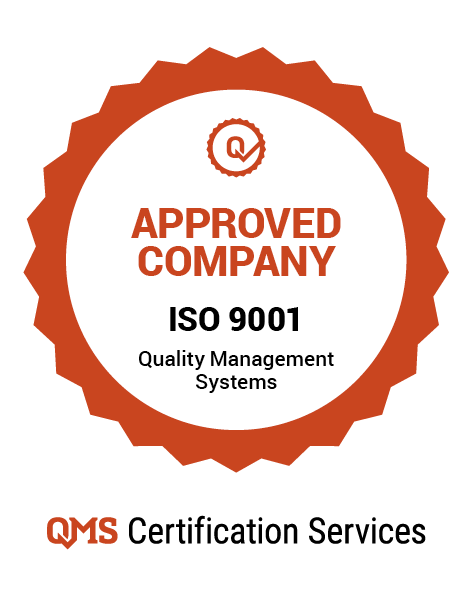 Quality Approved 9001